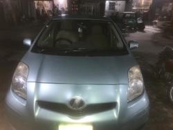 Car Toyota Vitz 2012 Lahore