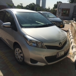 Car Toyota Vitz 2013 Islamabad-Rawalpindi