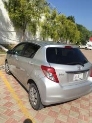 car toyota vitz 2013 islamabad rawalpindi 26633
