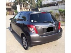 Car Toyota Vitz 2014 Islamabad-Rawalpindi