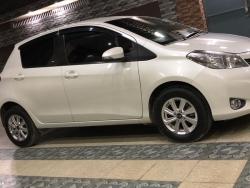 car toyota vitz 2014 karachi 27336