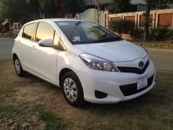 Car Toyota Vitz 2014 Lahore