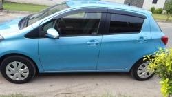 car toyota vitz 2014 lahore 26679