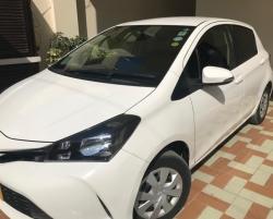 Car Toyota Vitz 2015 Karachi