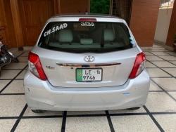 Car Toyota Vitz 2016 Lahore