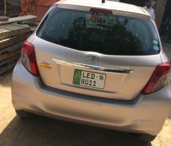 Car Toyota Vitz 2016 Islamabad-Rawalpindi