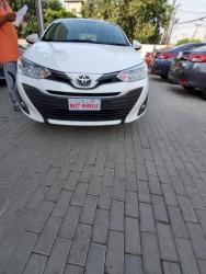 Car Toyota Yaris 2019 Lahore